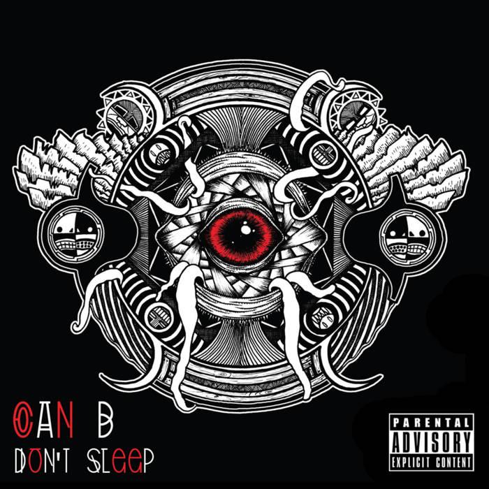 DON'T SLEEP cover art