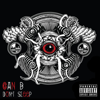 DON'T SLEEP cover art