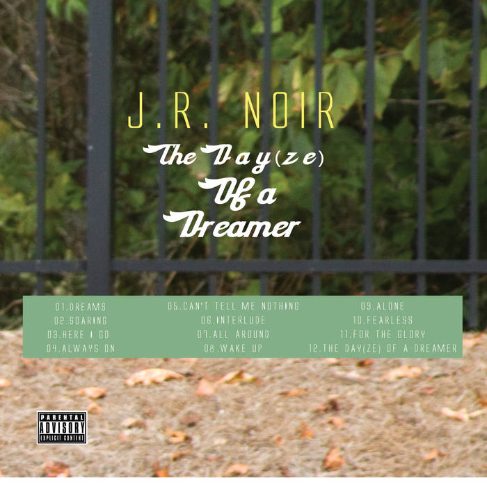 The Day(ze) of a Dreamer cover art