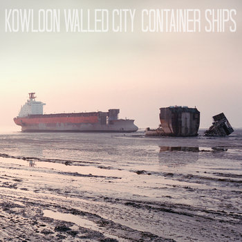 Container Ships cover art