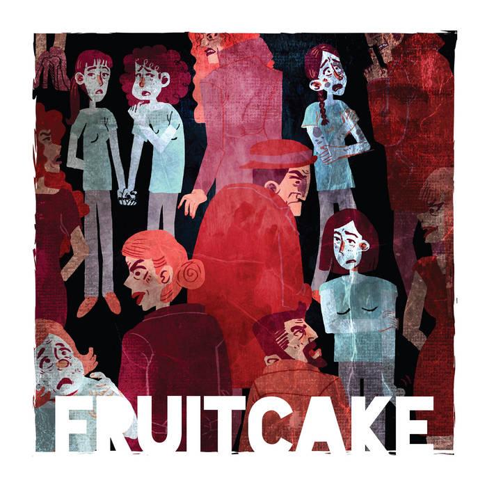 Fruit Cake Soundtracks cover art