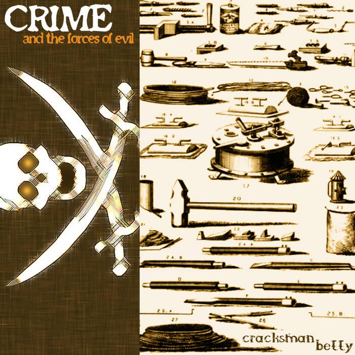 Cracksman Betty (Remixed and Remastered) cover art