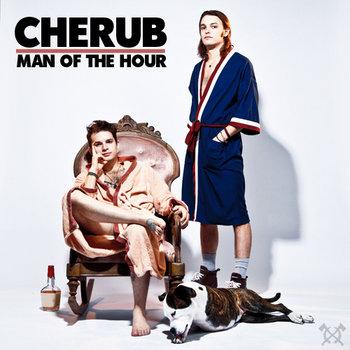 Man of the Hour cover art