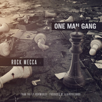 One Man Gang cover art