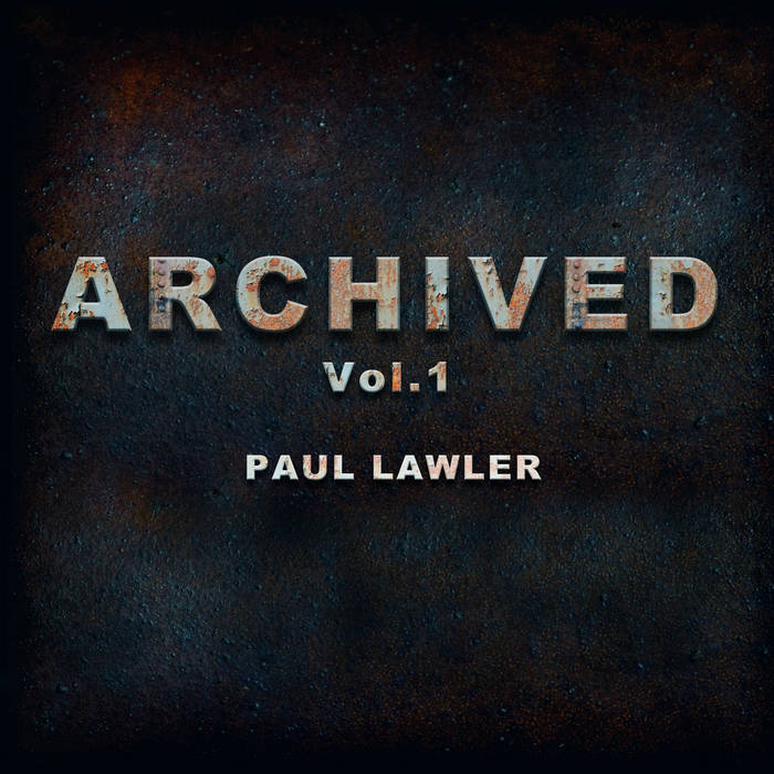Archived Vol.1 cover art