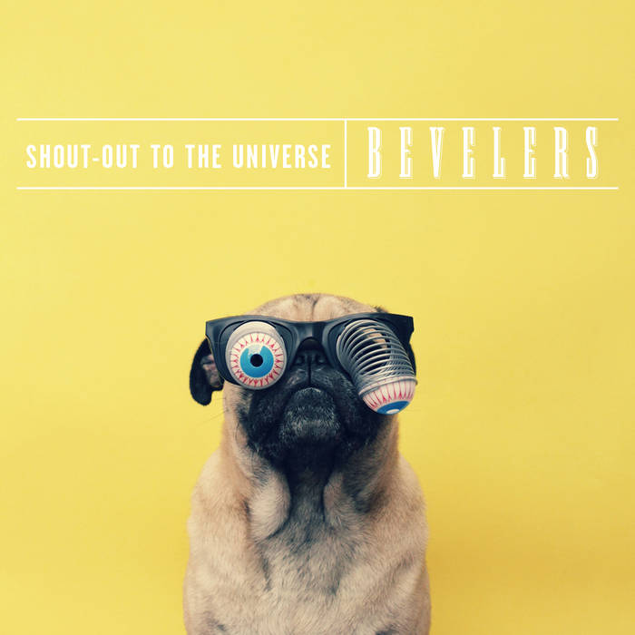shout-out to the universe cover art