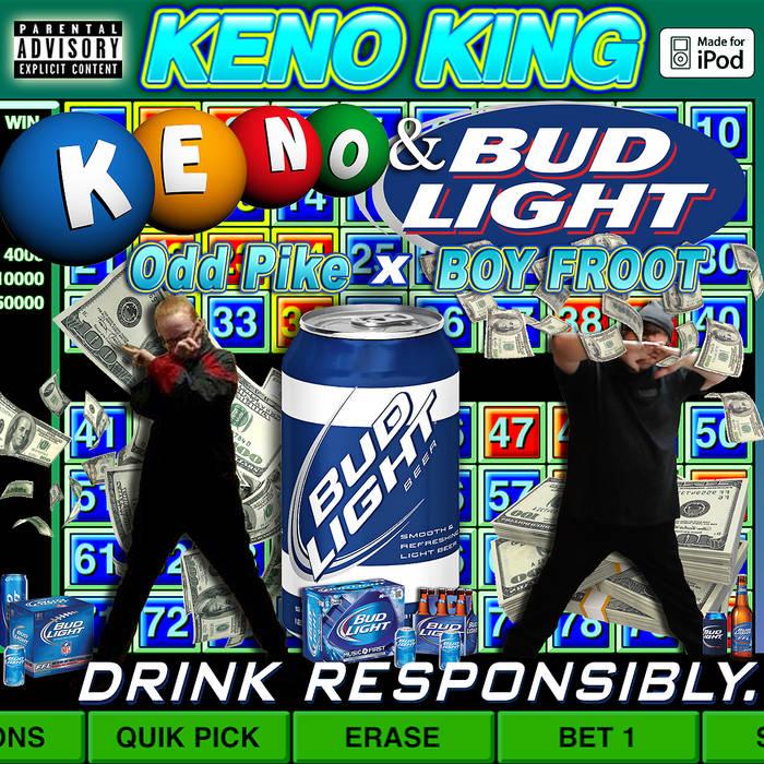 KENO & BUD LIGHT [SINGLE] cover art