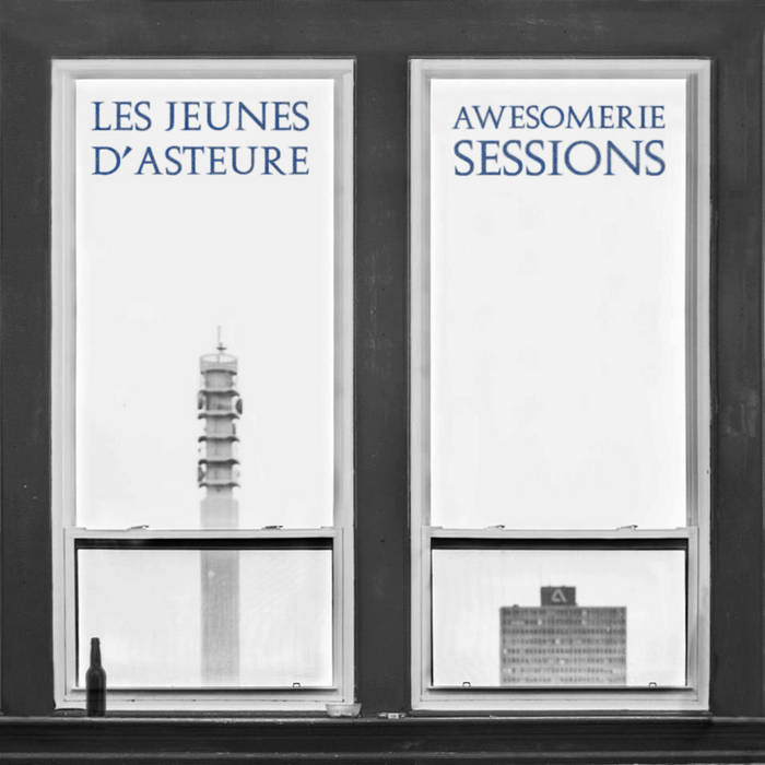 Awesomerie Sessions cover art