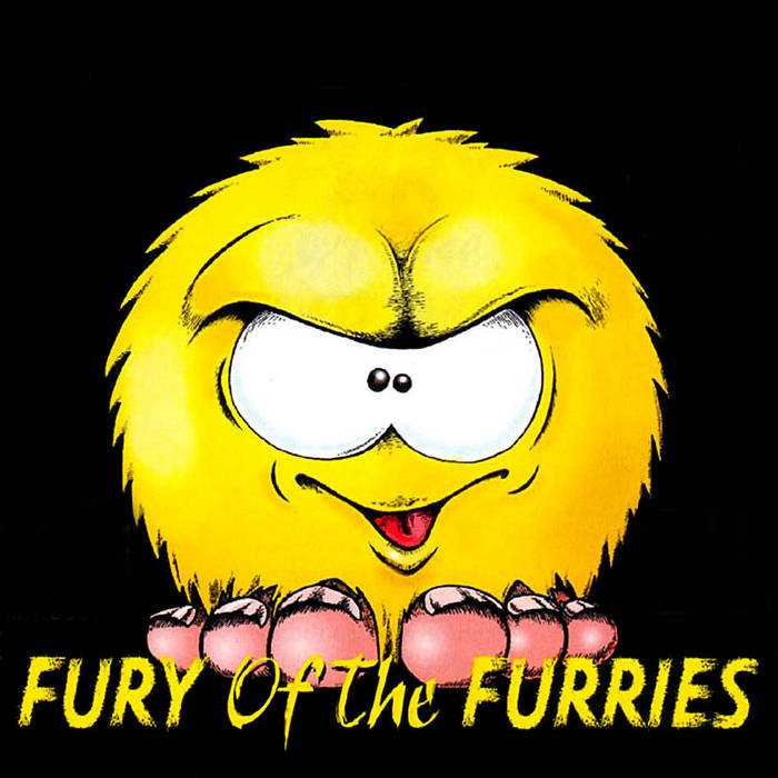 Fury Of The Furries OST (Amiga) cover art