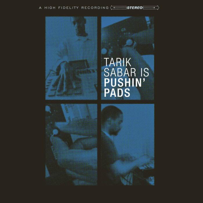 Pushin' Pads cover art