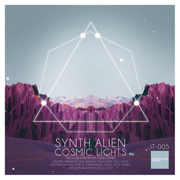 Cosmic Lights EP cover art