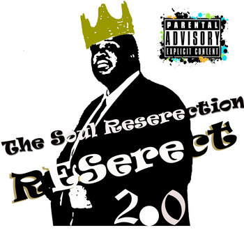 The Soul Reserection 2.0 cover art