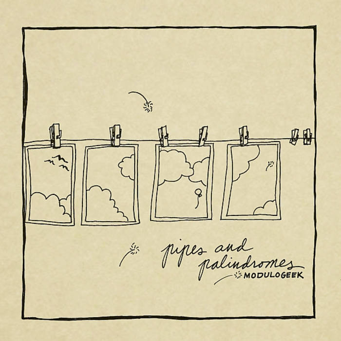 Pipes and Palindromes (EP) cover art