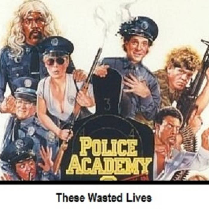 These Wasted Lives. cover art