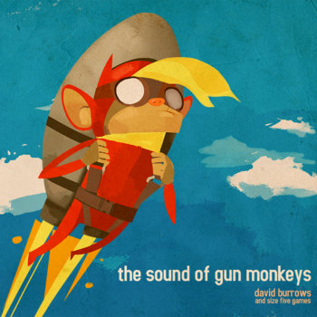 The Sound Of Gun Monkeys cover art