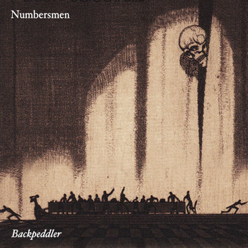 Backpeddler cover art