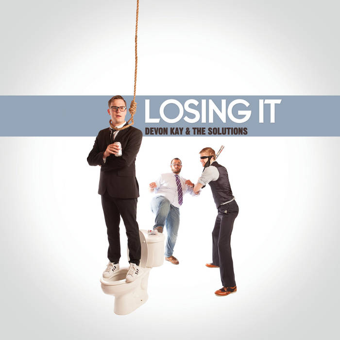 Losing IT cover art