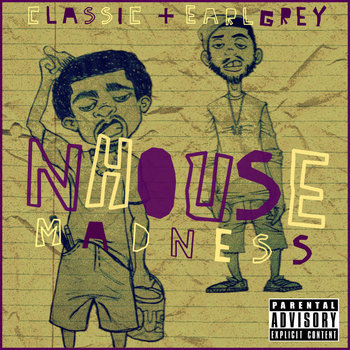 NHouse Madness cover art