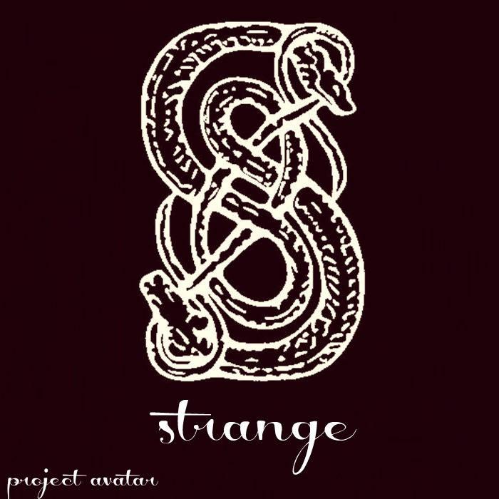 Strange cover art