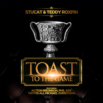 Toast To The Game cover art