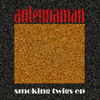 antennaman  ep cover art