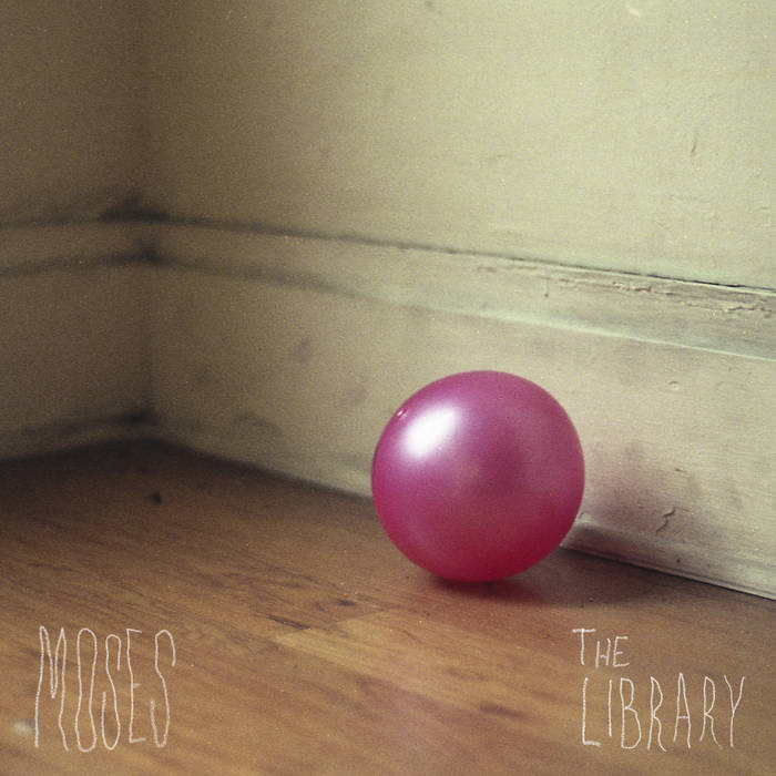 The Library EP cover art
