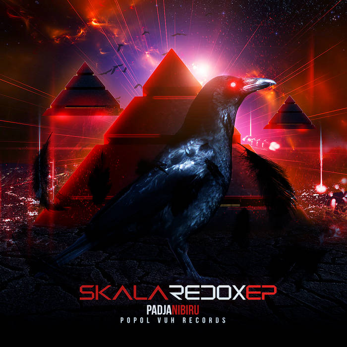 Padja Nibiru - Skala Redox EP cover art
