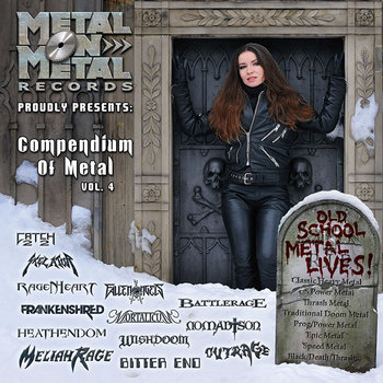 "VV.AA. ""Compendium Of Metal Vol. 4"" cover art"