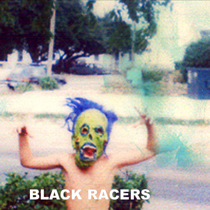 Black Racers cover art