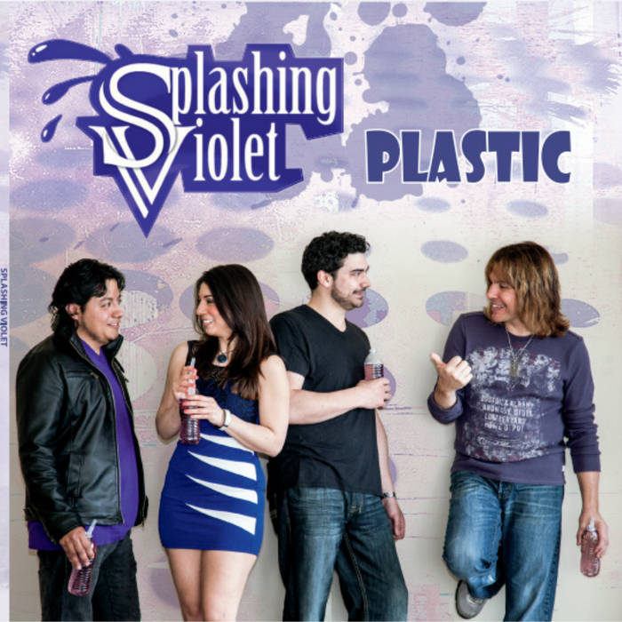 Plastic cover art