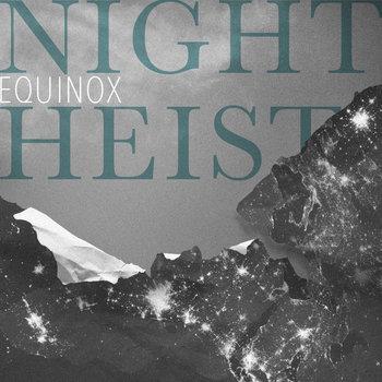 NIGHT HEIST cover art