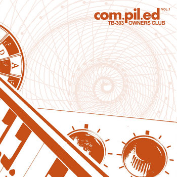 Com.pil.ed Vol.1 cover art
