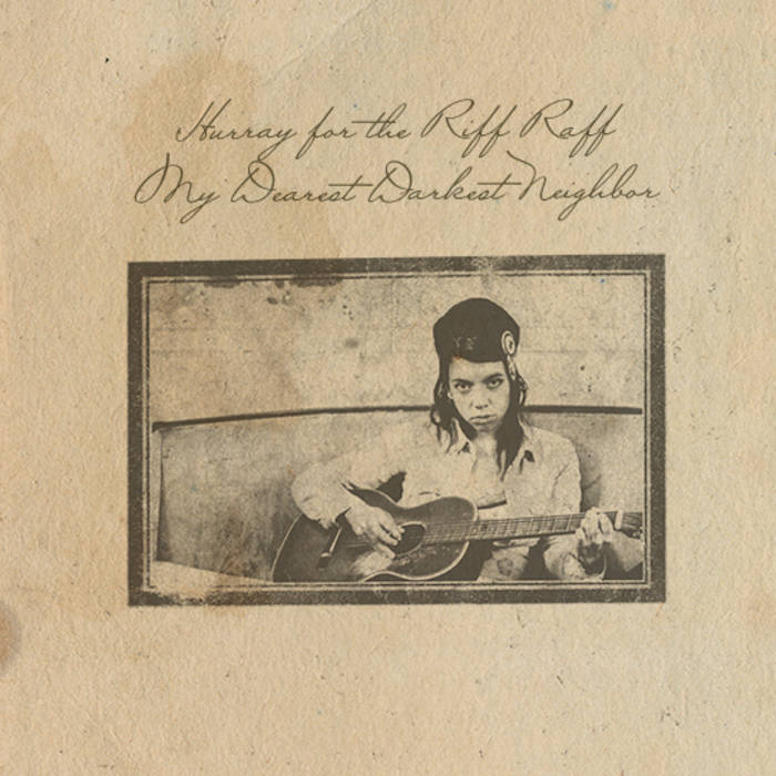 My Dearest Darkest Neighbor cover art
