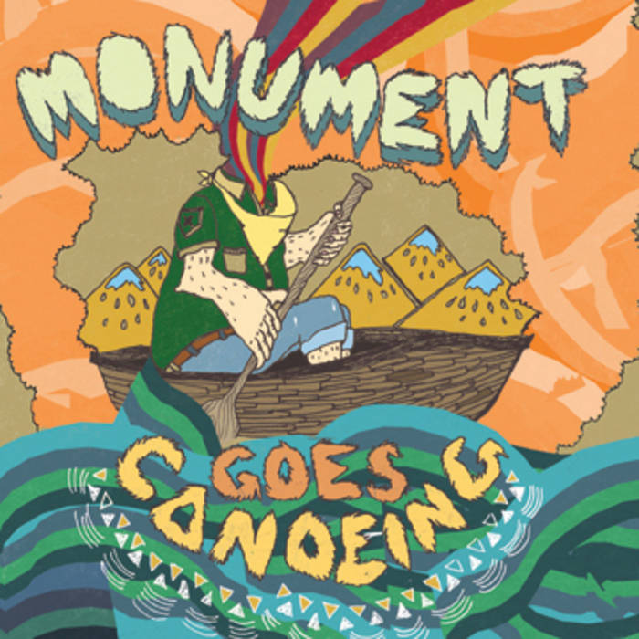 Goes Canoeing cover art