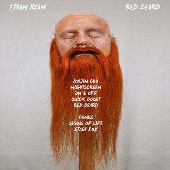 Red Beard EP cover art