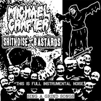 split CD w/ Shitnoise Bastards cover art