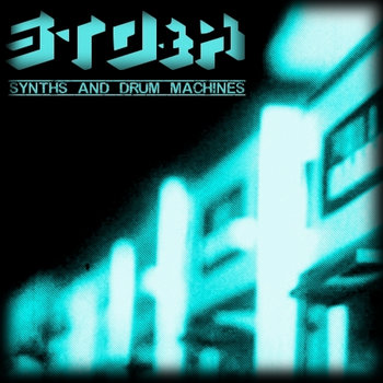 Synths & Drum Machines cover art