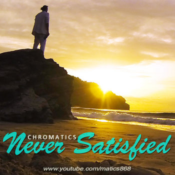 Never Satisfied cover art