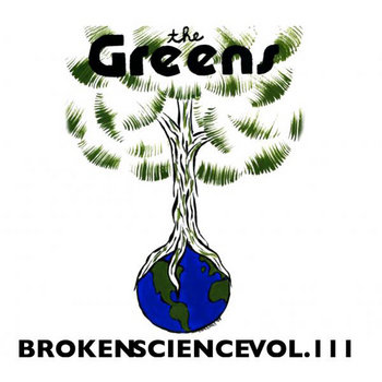 Broken Science, Vol. III cover art
