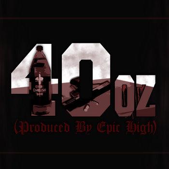 40oz cover art