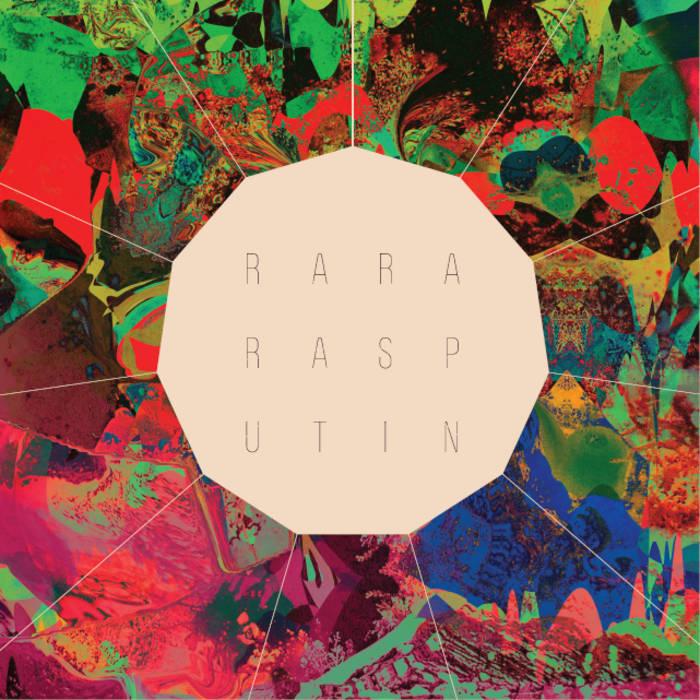 Ra Ra Rasputin cover art