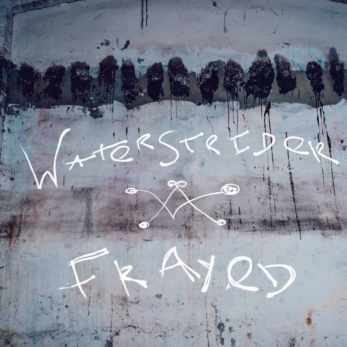 Frayed cover art
