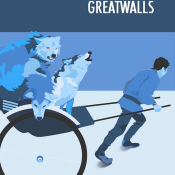 Great Walls cover art