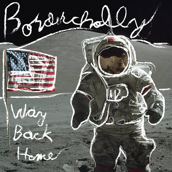 Way Back Home cover art