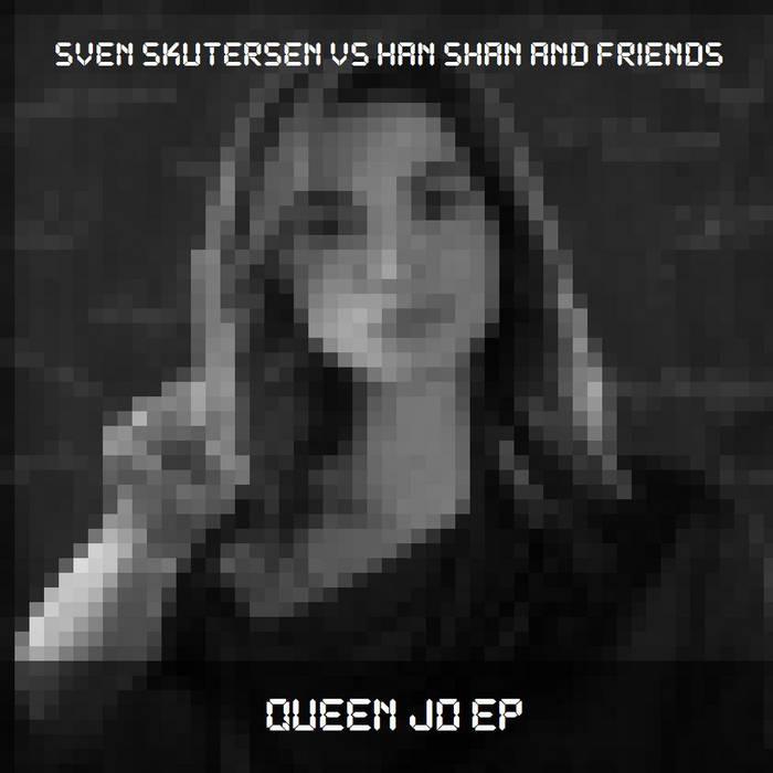 Queen Jo EP cover art