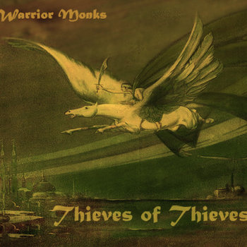 Thieves of Thieves cover art