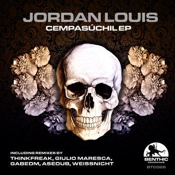 Cempasuchil EP (BTC026) cover art
