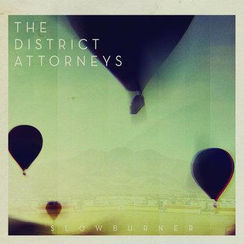 Slowburner (Physical CD) cover art