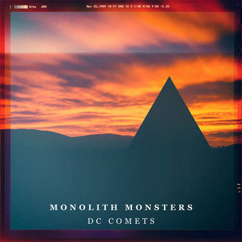Monolith Monster Instrumentals cover art