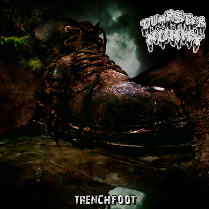 TRENCHFOOT EP cover art